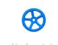 生产阀门手轮,钢板手轮,冲压手轮,铁皮手轮,焊接手轮