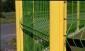 供应压弯护栏网、压弯隔离栅、市政绿化隔离栅、园林景区防护网、桃形立柱折弯网栏-亿