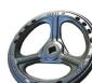供应厂家直销各种规格,颜色的六角,方心,圆孔尺寸手轮