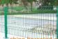 供应双边丝护栏网、双边丝隔离栅、双边夹丝护栏网、服务区围栏隔离栅、港口防护网-亿